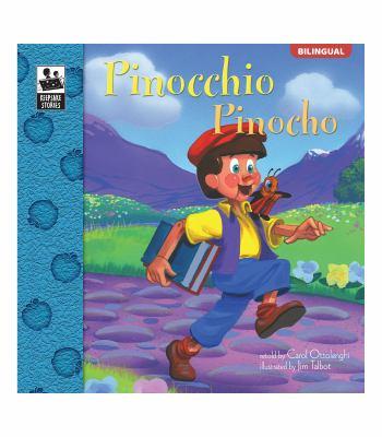Pinocchio/Pinocho 9780769660875