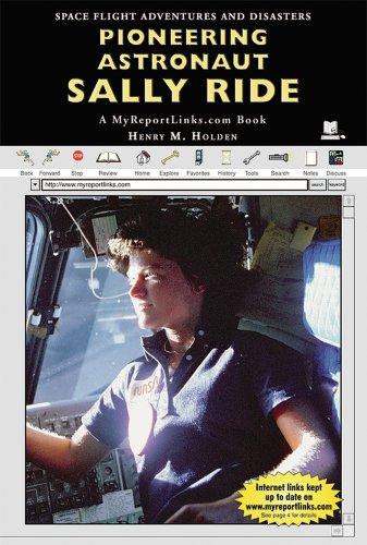 astronaut sally ride book - photo #3