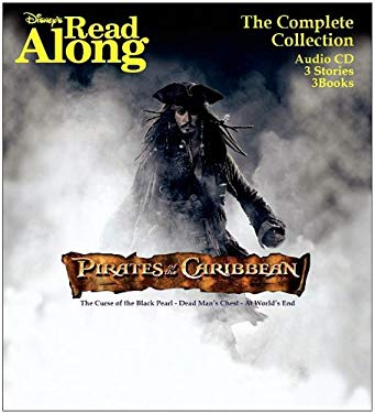 Pirates of the Caribbean: The Complete Collection: The Curse of the Black Pearl/Dead Man's Chest/At World's End [With 3 Paperbacks]