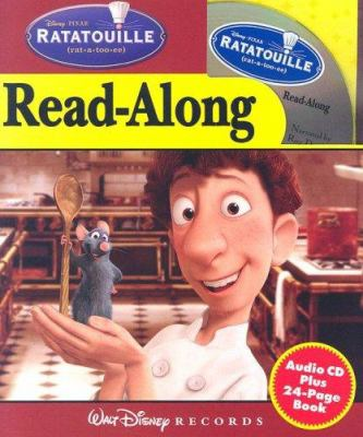 Pixar's Ratatouille [With 24 Page Book]