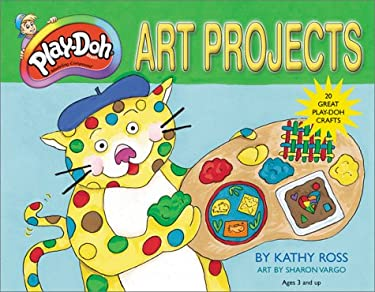 Play Doh Art Projects 9780761322672