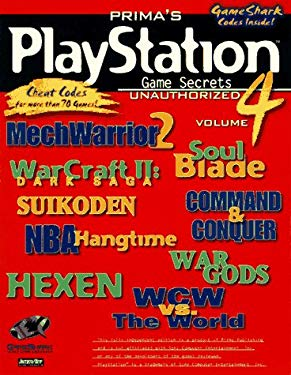 PlayStation Game Secrets Unauthorized Vol. 4 9780761511540