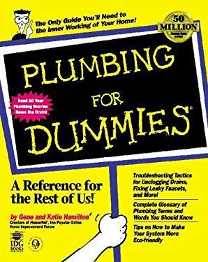 Plumbing for Dummies 9780764551741