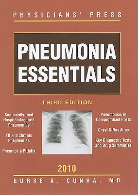 Pneumonia Essentials 9780763772208