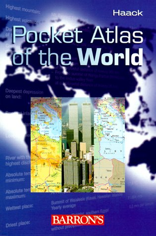 Pocket Atlas of the World Pocket Atlas of the World 9780764111303