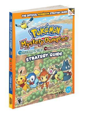Pokemon Mystery Dungeon: Explorers of Time, Explorers of Darkness 9780761559306