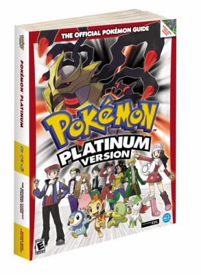 Pokemon Platinum: The Official Pokemon Strategy Guide [With Mini Poster] 9780761562085