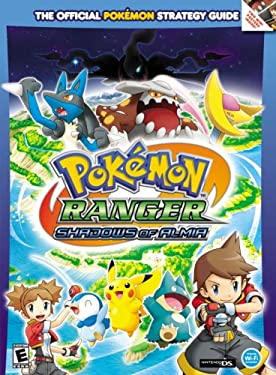 Pokemon Ranger: Shadows of Almia 9780761560739