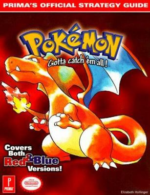 Pokemon (Red Cover): Prima's Official Strategy Guide 9780761518129