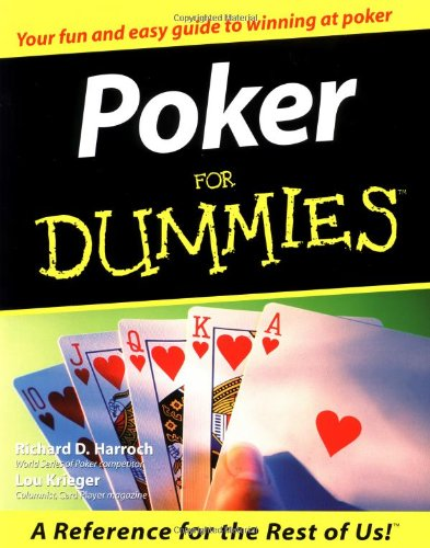 Poker for Dummies 9780764552328