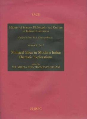 Political Ideas in Modern India: Thematic Explorations