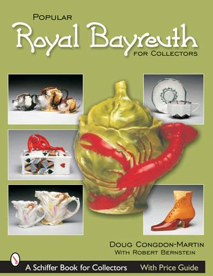 Popular Royal Bayreuth for Collectors 9780764311529