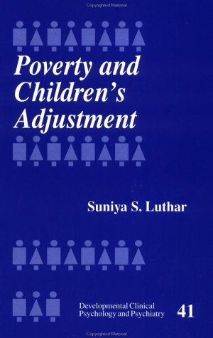 Poverty and Children's Adjustment 9780761905196