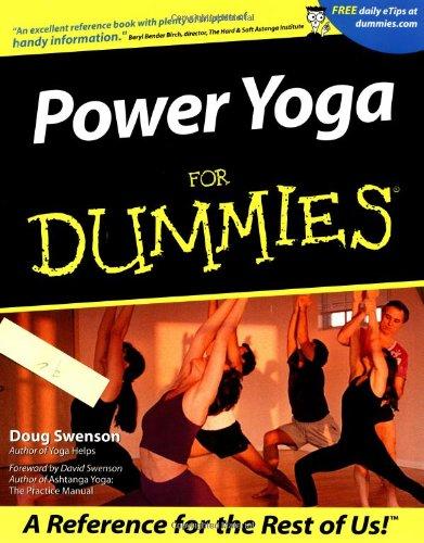 Power Yoga for Dummies 9780764553424