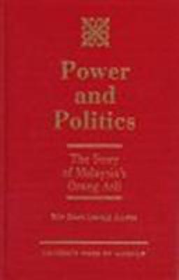 Power and Politics: The Story of Malaysia's Orang Asli - Jumper, Roy Davis Linv