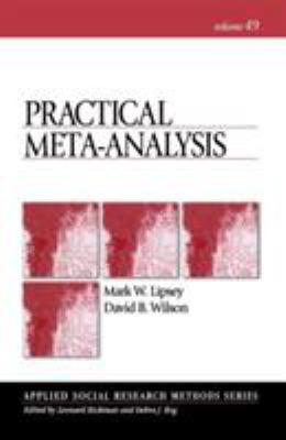 Practical Meta-Analysis 9780761921684
