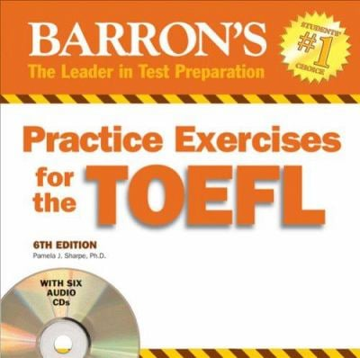 Practice Exercises for the TOEFL 9780764193163