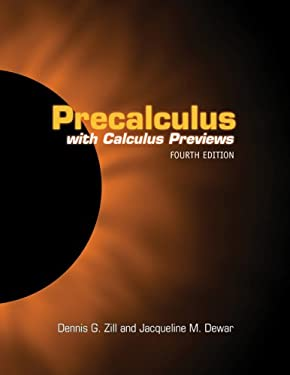 Precalculus with Calculus Previews