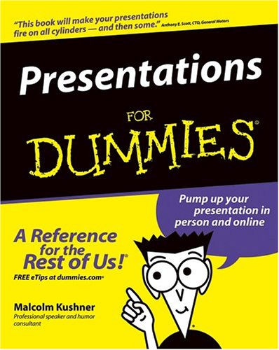Presentations for Dummies 9780764559556