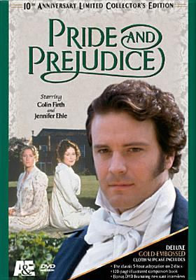 Pride and Prejudice: 10th Anniversary Limited Collector's Edition [With Book] 9780767089821