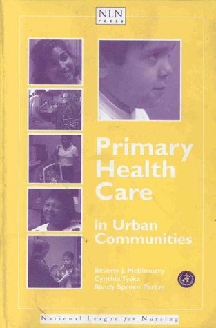 Primary Health Care in Urban Communities: 9780763710101