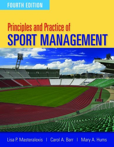 Principles and Practice of Sport Management 9780763796075
