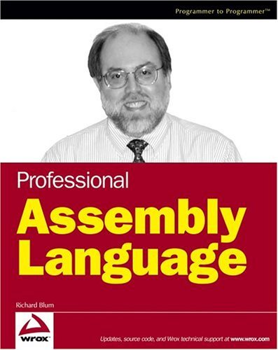 Professional Assembly Language 9780764579011