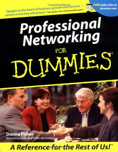 Professional Networking for Dummies 9780764553462