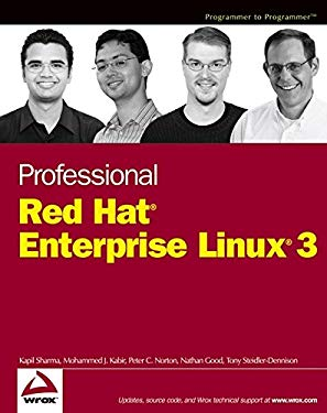 Professional Red Hat Enterprise Linux 3 9780764572838