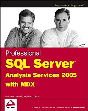Professional SQL Server Analysis Services 2005 with MDX 9780764579189