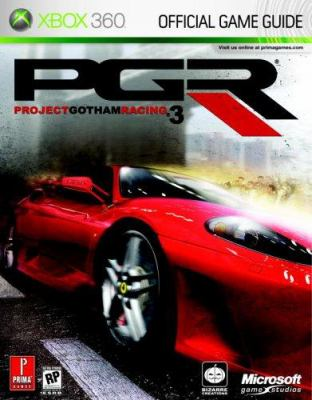 Project Gotham Racing 3 9780761551980