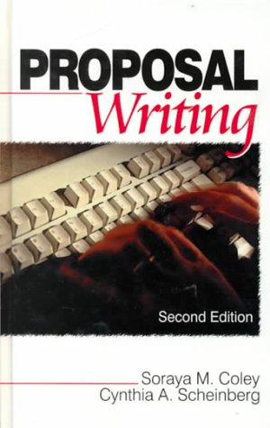 Proposal Writing 9780761919599