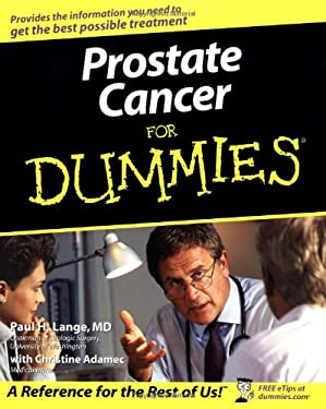 Prostate Cancer for Dummies 9780764519741