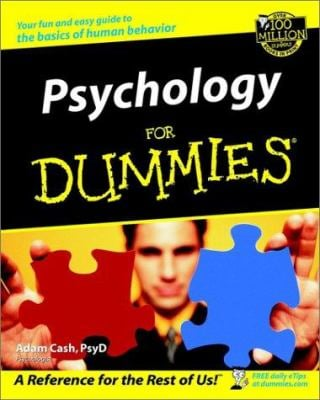 Psychology for Dummies. 9780764554346
