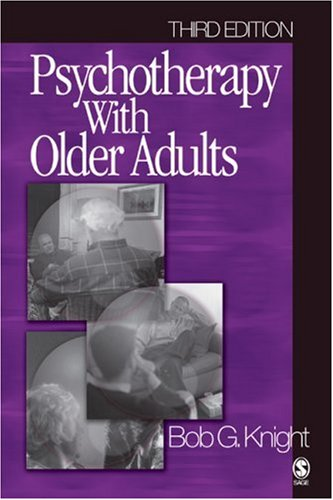 Psychotherapy with Older Adults 9780761923732