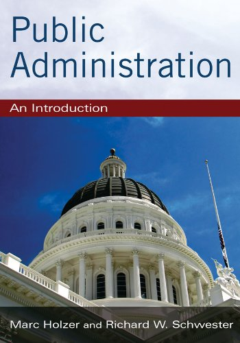 Public Administration: An Introduction 9780765621207