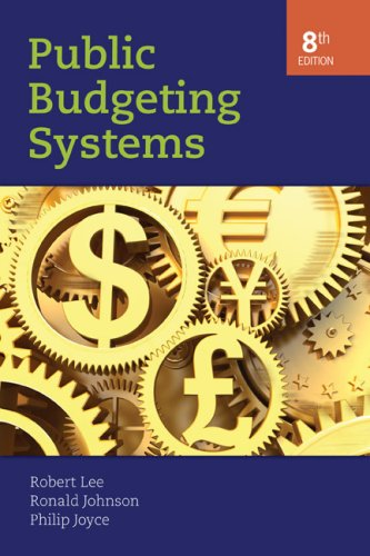 Public Budgeting Systems 9780763746681