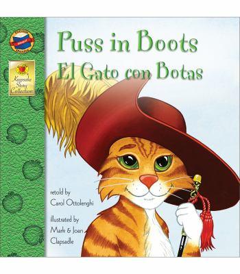Puss in Boots/El Gato Con Botas 9780769658636