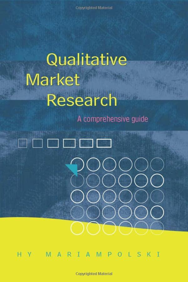 Qualitative Market Research 9780761969457