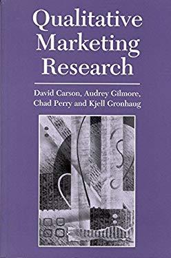 Qualitative Marketing Research 9780761963653