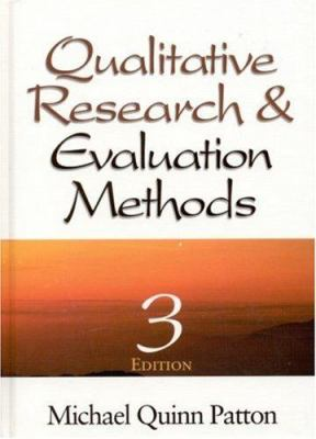 Qualitative Research & Evaluation Methods 9780761919711