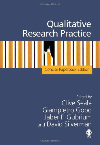 Qualitative Research Practice 9780761947769