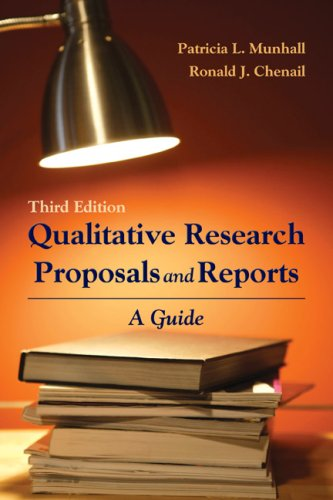 Qualitative Research Proposals and Reports: A Guide 9780763751111