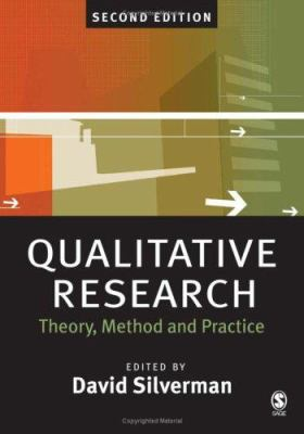 Qualitative Research: Theory, Method and Practice 9780761949336