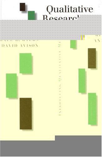 Qualitative Research in Information Systems: A Reader 9780761966326