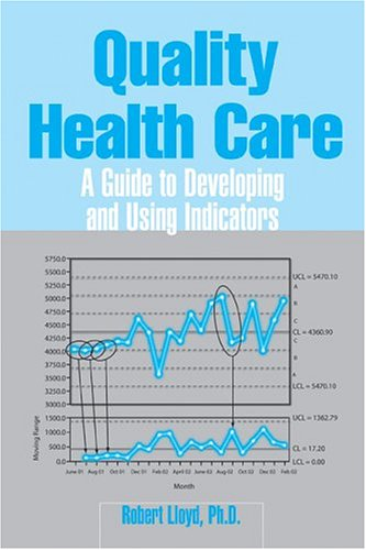 Quality Health Care: A Guide to Developing and Using Indicators 9780763748050