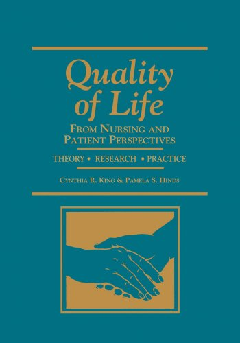 Pod- Quality of Life: Nursing & Patient Perspectives 9780763706289