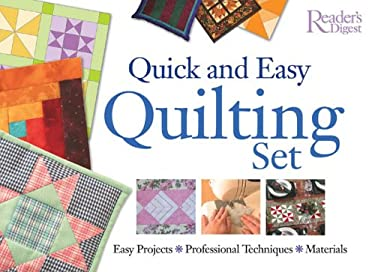 Quick and Easy Quilting Set [With Materials] 9780762105748