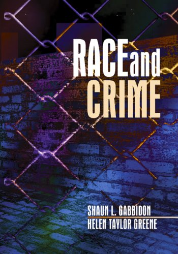 Race and Crime 9780761929482