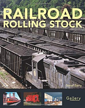 Railroad Rolling Stock 9780760332603